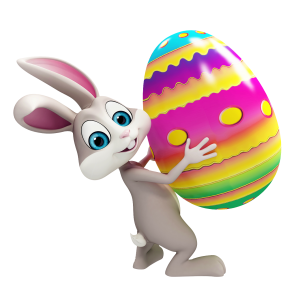 Easter_Bunny_with_Colorful_Egg_Transparent_PNG_Clipart